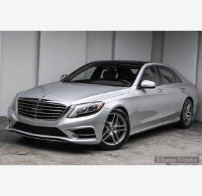 2016 Mercedes-Benz S550 4MATIC Sedan for sale 101173682