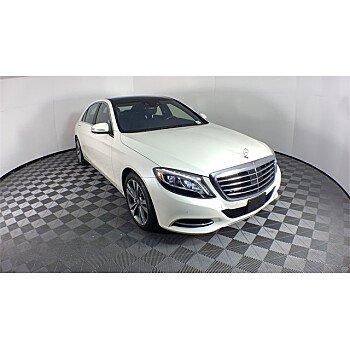 2016 Mercedes-Benz S550 4MATIC Sedan for sale 101254628