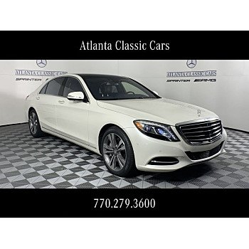 2016 Mercedes-Benz S550 4MATIC Sedan for sale 101259500