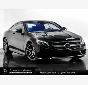 2016 Mercedes-Benz S550 4MATIC Coupe for sale 101273450