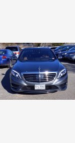 2016 Mercedes-Benz S550 for sale 101443216