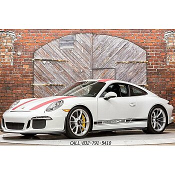 2016 Porsche 911 GT3 RS Coupe for sale 101019334