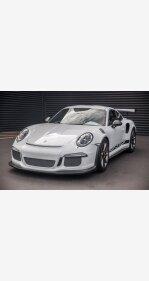 2016 Porsche 911 GT3 RS Coupe for sale 101057443