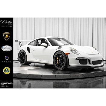 2016 Porsche 911 GT3 RS Coupe for sale 101077313