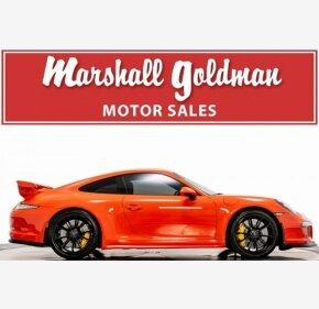 2016 Porsche 911 GT3 Coupe for sale 101215527