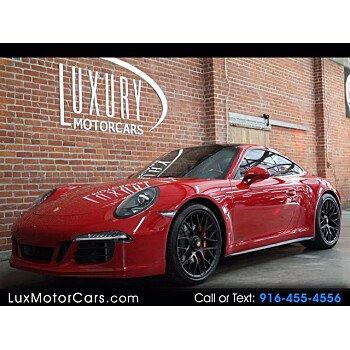 2016 Porsche 911 for sale 101335050