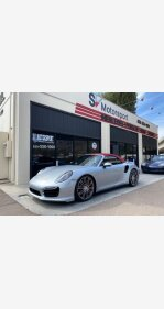 2016 Porsche 911 Turbo Cabriolet for sale 101479161