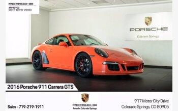 2016 Porsche 911 for sale 101532056