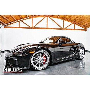 2016 Porsche Boxster for sale 101382875