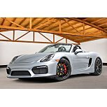 2016 Porsche Boxster for sale 101605357