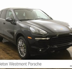 2016 Porsche Cayenne S E-Hybrid for sale 101100613