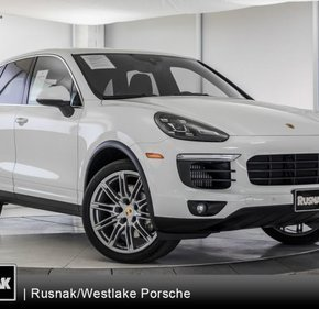 2016 Porsche Cayenne S for sale 101111616