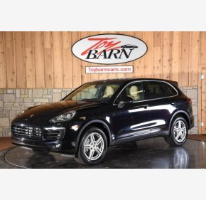 2016 Porsche Cayenne S for sale 101113021