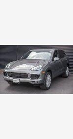 2016 Porsche Cayenne for sale 101203836