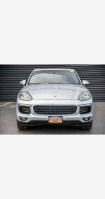 2016 Porsche Cayenne S for sale 101216731