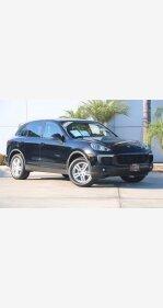 2016 Porsche Cayenne for sale 101221269