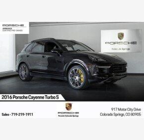 2016 Porsche Cayenne for sale 101221321