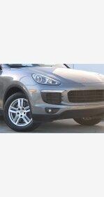 2016 Porsche Cayenne for sale 101228075