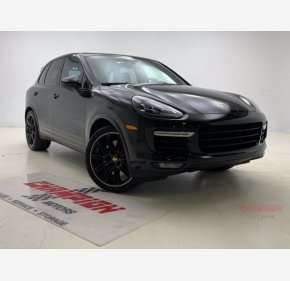 2016 Porsche Cayenne Turbo for sale 101387187