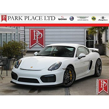 2016 Porsche Cayman GT4 for sale 101070758