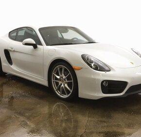 2016 Porsche Cayman for sale 101055890