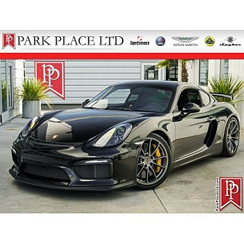 2016 Porsche Cayman GT4 for sale 101191802