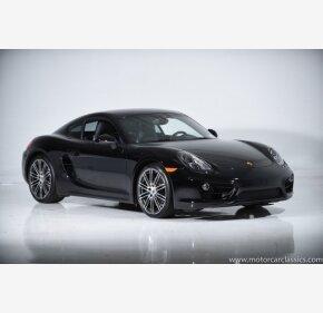 2016 Porsche Cayman for sale 101217834