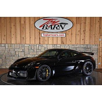 2016 Porsche Cayman GT4 for sale 101225225