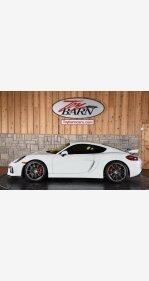 2016 Porsche Cayman GT4 for sale 101233000