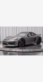 2016 Porsche Cayman GT4 for sale 101421981