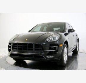 2016 Porsche Macan Turbo for sale 101203526