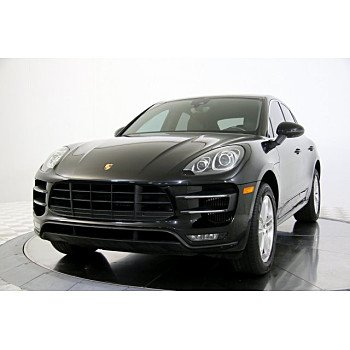 2016 Porsche Macan Turbo for sale 101203526