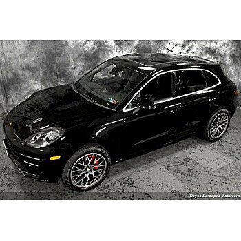 2016 Porsche Macan Turbo for sale 101227426