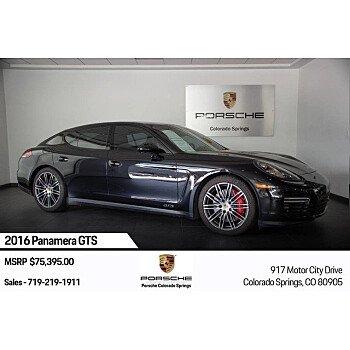 2016 Porsche Panamera GTS for sale 101209600