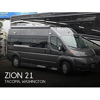 2016 Roadtrek Zion for sale 300204031
