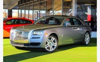 2016 Rolls-Royce Ghost for sale 101108198