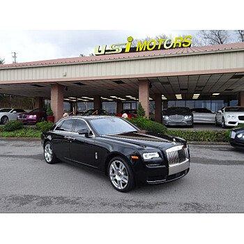 2016 Rolls-Royce Ghost for sale 101274101