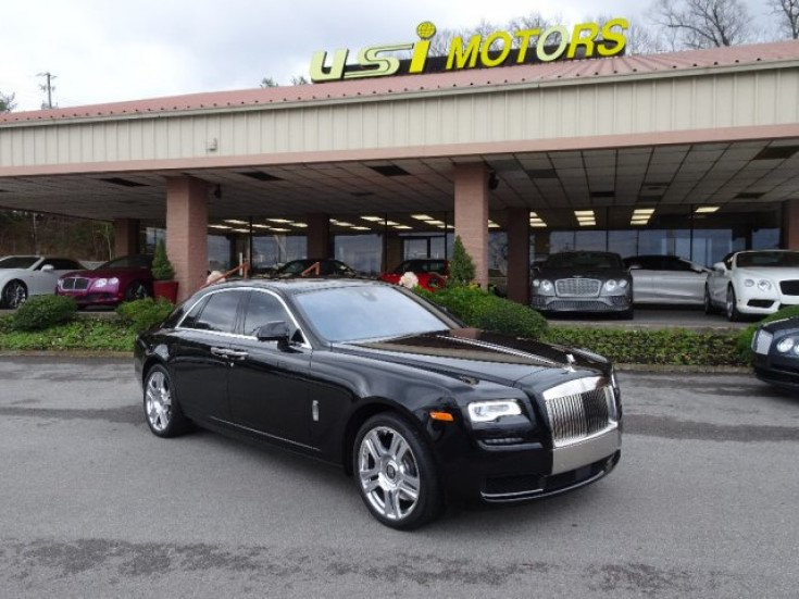 2016 Rolls-Royce Ghost for sale near Knoxville, Tennessee ...