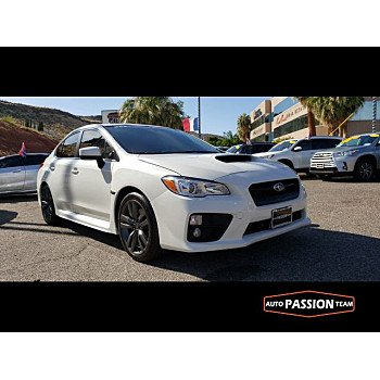 2016 Subaru WRX for sale 101197066