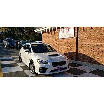 2016 Subaru WRX STI Limited for sale 101217672