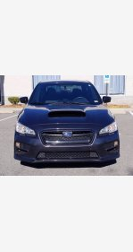 2016 Subaru WRX for sale 101433912