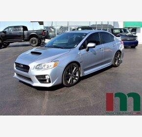 2016 Subaru WRX Premium for sale 101490174