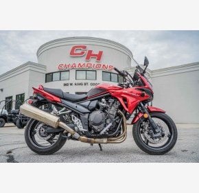 2016 Suzuki Bandit 1250 ABS for sale 200938580