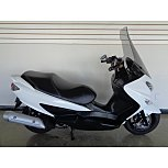 2016 Suzuki Burgman 200 for sale 200775648