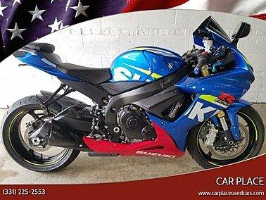 2016 Suzuki GSX-R750 for sale 200549458