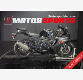 2016 Suzuki GSX-R750 for sale 200675216