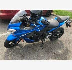 2016 Suzuki GSX-S1000 for sale 200596988