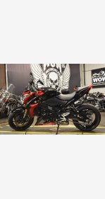2016 Suzuki GSX-S1000 for sale 200651126
