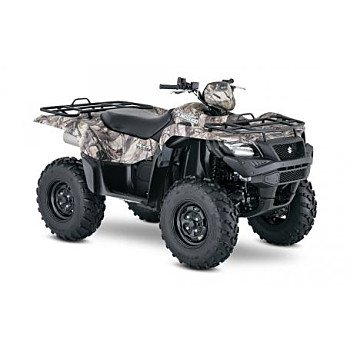 2016 Suzuki KingQuad 750 for sale 200359487