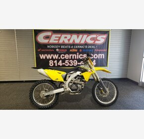 2016 Suzuki RM-Z450 for sale 200787579